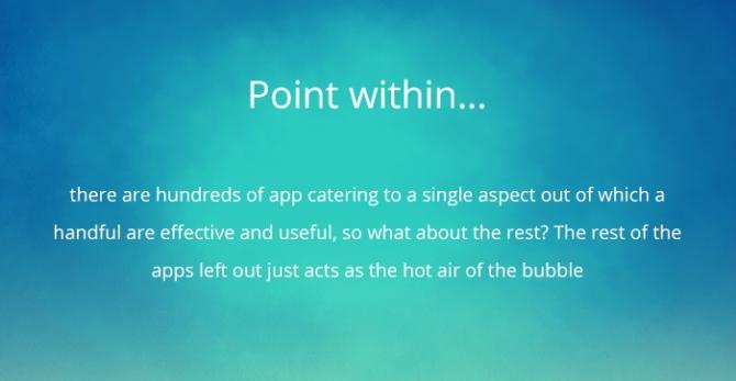 mobile app bubble about to burst
