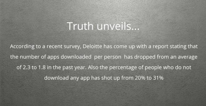 mobile app bubble