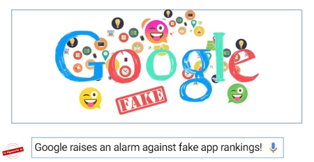 Google and Fake Apps
